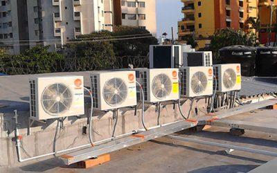 Recomendaciones de Temperaturas de Aires Acondicionados