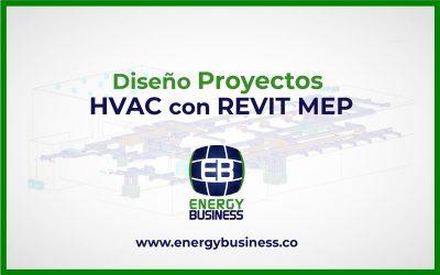 Diseño Proyectos HVAC con REVIT MEP